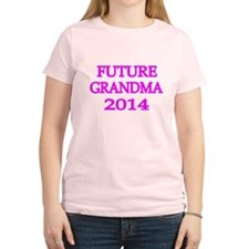 FUTURE GRANDMA 2014 T-Shirt