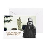 The Music of JD Warrick Greeting Cards(6)