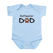 Rottweiler Dad Body Suit