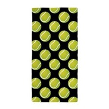 Tennis Balls Beach Towel