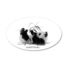 Giant Panda Wall Decal