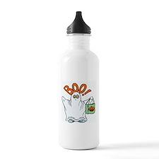 HALLOWEEN BOO GHOST Water Bottle