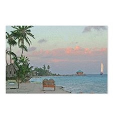 Tropical Coast Postcards (Package of 8)