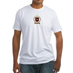 BLANCHETTE Family Crest Fitted T-Shirt