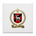 BLANCHETTE Family Crest Tile Coaster