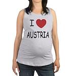 AUSTRIA.png Maternity Tank Top