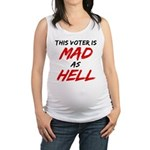 madashellb01.png Maternity Tank Top