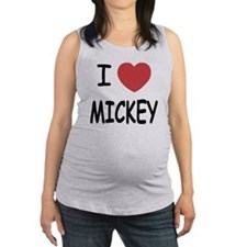 MICKEY01.png Maternity Tank Top