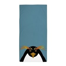 Penguins Beach Towel