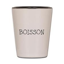 BOISSON Shot Glass