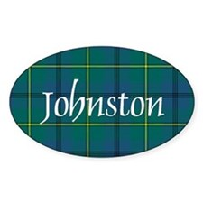 Tartan - Johnston Decal