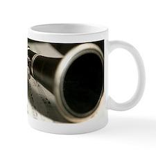 clarinet and Musc Case Mens Small Mug Small Mug