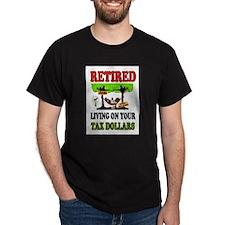 RETIRED WELFARE T-Shirt