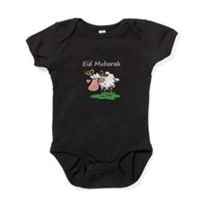 Cute Eid Baby Bodysuit