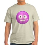 Candy Smiley - Pink Light T-Shirt