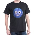 Candy Smiley - Blue Dark T-Shirt
