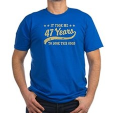 Funny 47th Birthday T