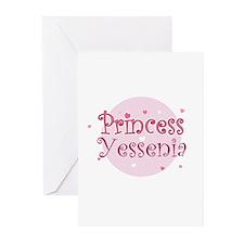 Yessenia Greeting Cards (Pk of 10)