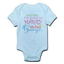Marry Prince George Onesie