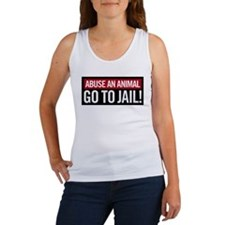 AbuseTshirtFront.jpg Tank Top