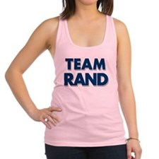 TEAM RAND Racerback Tank Top