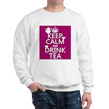 Keep Calm and Drink Tea Jumper
