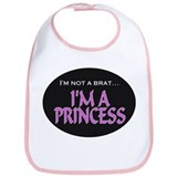 I'm a Princess Bib