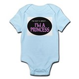 I'm a Princess Infant Bodysuit