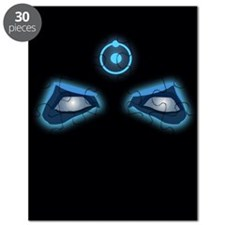 Dr. Manhattan Watchmen Neon Eyes Puzzle