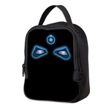 Dr. Manhattan Watchmen Neon Eyes Neoprene Lunch Ba