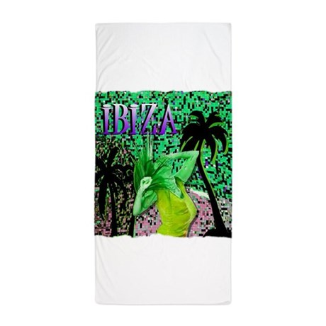 Ibiza Beach Towel