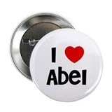 "I * Abel 2.25"" Button (10 pack)"