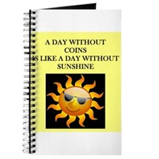 coin collecting Journal