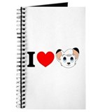 Cool Love white Journal