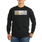"""WTD: """"Mind Over Matter"""" Long Sleeve Dark T-Shirt"""