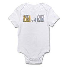 "WTD: ""Mind Over Matter"" Infant Bodysuit"