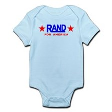 Rand Paul For America Body Suit