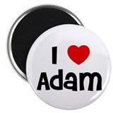"I * Adam 2.25"" Magnet (10 pack)"