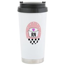 Nurse Ceramic Travel Mug