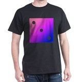 bi colored die T-Shirt