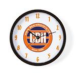 BearsHistory.com Wall Clock