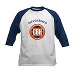 BearsHistory.com Kids Baseball Jersey