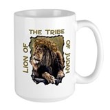 Lion of Judah 11 Mug