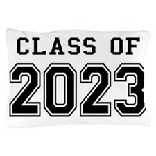 Class of 2023 Pillow Case