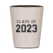 Class of 2023 Shot Glass