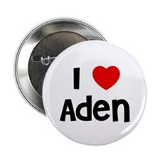 "I * Aden 2.25"" Button (10 pack)"