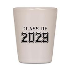 Class of 2029 Shot Glass
