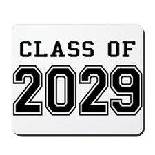 Class of 2029 Mousepad