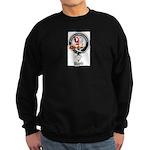 Boyle Clan Badge Crest Sweatshirt (dark)