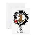 Davidson.jpg Greeting Card